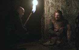 Varys y Eddard HBO
