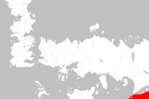 Mapa Ulthos