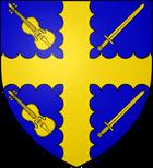 Emblema Jhon el violinista