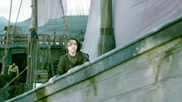 Arya parte a Braavos HBO