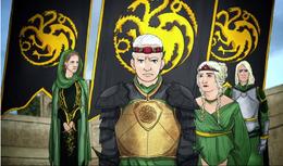 Coronación Aegon II