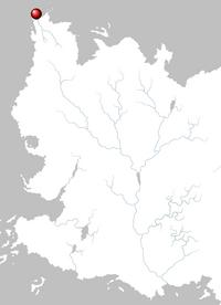 Mapa Braavos