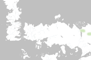 Mapa Arenas de los Caníbales