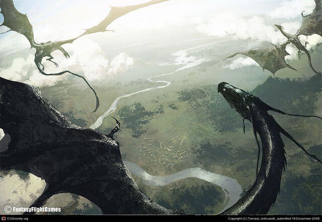 Archivo:Dragon sight by Tomasz Jedruzek, Fantasy Flight Games©.jpg