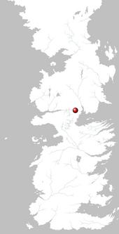Mapa Foso Cailin