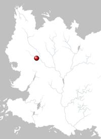 Mapa Ghoyan Drohe