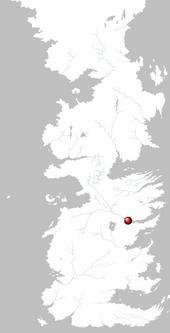 Mapa Isla Tranquila