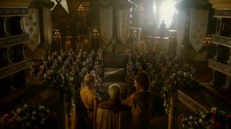 Boda Joffrey y Margaery HBO