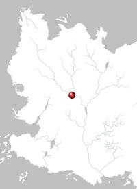 Mapa Ny Sar