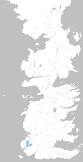 Mapa río Vinomiel