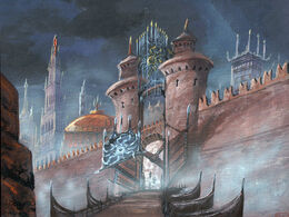 Triple Puerta by Franz Miklis, Fantasy Flight Games©