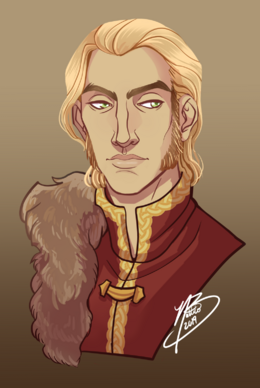 Tywin Lannister by Naomi©