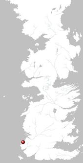 Mapa Bandallon
