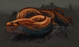 Firewyrm by Kevin Catalan©