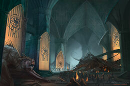Storming of the Dragonpit by Paolo Puggioni©