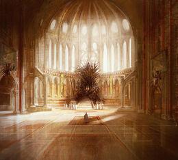 Iron Throne by Marc Simonetti©
