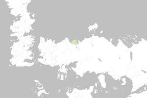 Mapa Omber