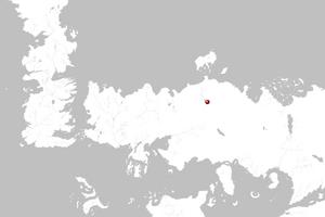 Mapa Vaes Dothrak
