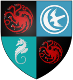 Rhaenyra Targaryen personal