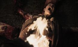 Ned Umber es quemado HBO