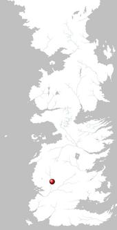 Mapa Sotodeoro