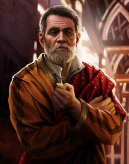 A Tyroshi merchant by Magali Villeneuve©