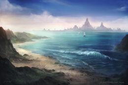 Slavers Bay by Juan Carlos Barquet, Fantasy Flight Games©