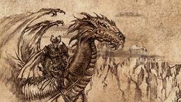 Aegon I Targaryen Balerion HBO