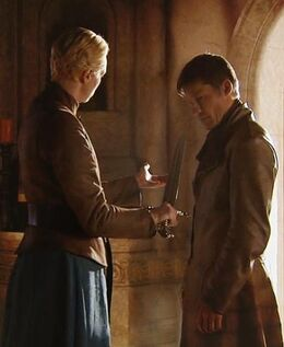 Jaime Brienne Guardajuramentos HBO