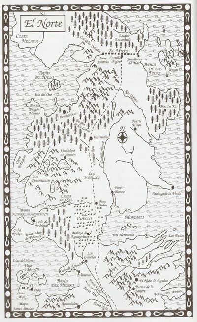 Mapa El Norte JdT