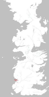 Mapa Islas Escudo extensión
