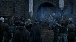 Batalla de Invernalia HBO