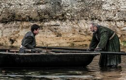 Davos libera a Gendry HBO