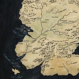 Mapa El Dominio