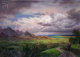 Westeros Landscape by Ted Nasmith©