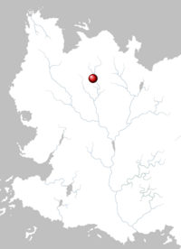 Mapa Norvos