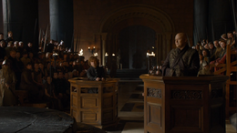 Varys juicio Tyrion HBO