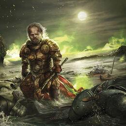 Tyrion en la Bahía del Aguasnegras by Magali Villeneuve©