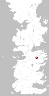 Mapa Puerta de la Sangre