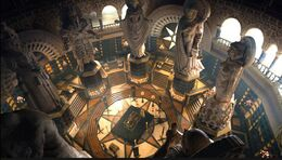 Estatuas Gran Septo de Baelor HBO