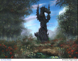 Jardín de Aegon by Franz Miklis, Fantasy Flight Games©