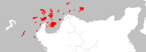 Mapa Islas del Basilisco
