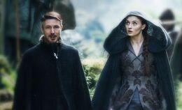 Petyr y Alayne HBO