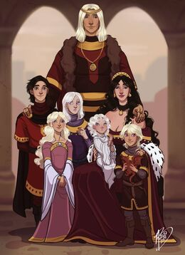 The Royal Family by Naomi©