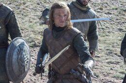 Eddard Stark joven adulto HBO