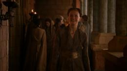 Sansa feliz con término de compromiso HBO
