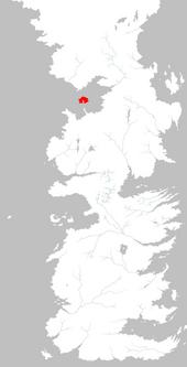 Mapa Isla del Oso