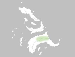 Mapa Valle de la Flor Roja