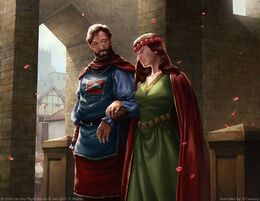 Marriage Pact by JB Casacop, Fantasy Flight Games©
