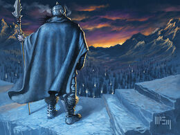 Nights watch by Patrick McEvoy, Fantasy Flight Games©